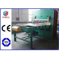 Quality Electric Heating Mode Rubber Vulcanizing Press Machine 1000*1000mm Hot Plate Size for sale