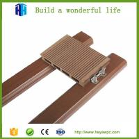 Quality HEYA composite removable panel fence wpc material suppliers China for sale
