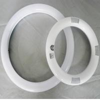 Round led tube t9 G10q base , Circular T8 LED Tube Light led lamp circle fluorescent led tube for sale