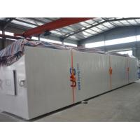 Buy Cryogenic Oxygen Nitrogen Gas Plant , Low Pressure Oxygen Manufacturing Plant at wholesale prices