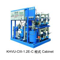 Quality Main / Auxiliary Engine Fuel Oil Booster Unit High Performance 1000KW - 60000KW for sale