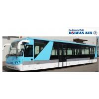 Buy Large Capacity Airport Coaches Aero Bus With 4 Pneumatic Double Opening Doors at wholesale prices