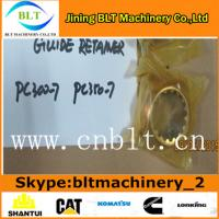 Quality Komatsu PC300-7 PC300-8 Excavator parts Retainer guide 708-2G-13510 for sale