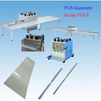 Quality Aluminium PCB Separator For LED Lighting Factory With Six High Speed Steel Blades for sale
