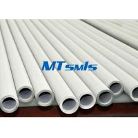 Quality 25.4MM S32760 Seamless Duplex Steel Pipe Annealed With ASTM A790 / 790M Standard for sale