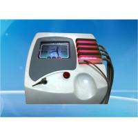 China Mini 650nm Lipo Laser Slimming , Cellulite Reduction Machine For Home for sale