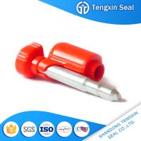 TX-BS203 China Shandong Dehzou iso Mechanical Shaft red/white/yellow markable bolt Seal for sale