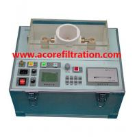 Buy cheap ICE156 Transformer Oil Dielectric Strength Tester from wholesalers