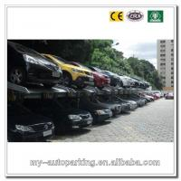 China Cheap and High Quality Double Deck Parking System 2 Level Mechanical Parking Equipment on sale