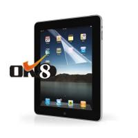 Quality Clear screen protector for iPad for sale