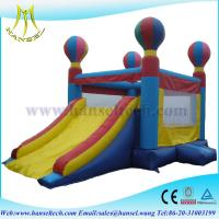 Buy cheap Hansel top quality ballon kids jumping castle for family party from wholesalers