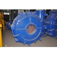 Quality Small Corrosion – Resistant Coal Slurry Pump For Mining High Efficency for sale