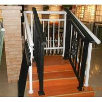 China Extrusion Aluminum Hand Railings / aluminum deck railing For decorative on sale