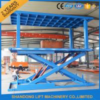 Quality Hydraulic Automatic Car Parking System Car Lifter Garage Equipment Explosion Proof for sale