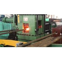 Quality pipe end upsetting device for Upset Forging of  pipe thickening for sale