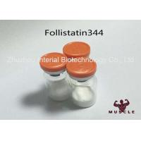 Quality USP Standard Human Growth Hormone Peptide , Cosmetic Follistatin 344 Peptide 1mg for sale
