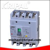 Quality MCCB with current leakage(residual current) protection for sale