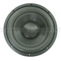 China 12'' 1200w Car Subwoofer Speaker 86 dB With Ferrite Magnet Cover for sale