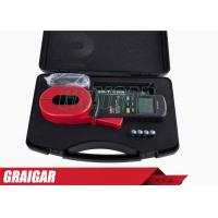 Quality Earth Ground Resistance Testers Electrical Instruments 1000 Ohm Auto Calibration for sale