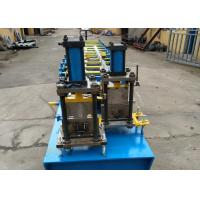 Buy Custom Roll Forming Machine , 2 in 1 Double Head Steel Profile Cold Bending Roll Forming Machine at wholesale prices
