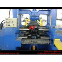Quality H Beam Production Line Heavy Duty Assembly Machines for Steel Structure for sale