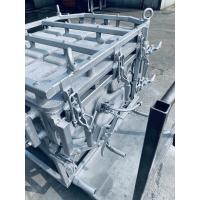 Anti Acid Aluminum Rotational Molds Custom Slider Built With Heavy Clamps for sale
