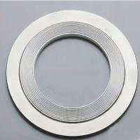 Quality 1/2'' - 4'' SS304 Stainless Steel Spiral Wound Gasket ASME B16.20 Standard 150# RF for sale