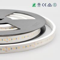 China 2835 120LEDs/Meter IP67 Waterproof Outdoor Anti-glare Flexible LED Strip Lights Sealed in striped Type Silicone Tube on sale