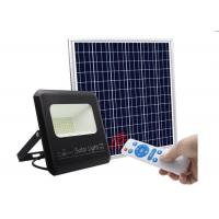 Quality Integrated Security Outdoor Solar Sensor Flood Light 40W Waterproof High Brightness for sale