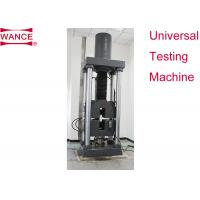 China Coupler Tension Compression Cyclic Testing MachineAC133 Standards Self - Centering on sale