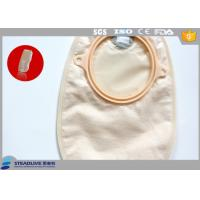 China Closed Type Flexible Convatec Colostomy Bags With Opaque Color , FDA CE Approved on sale