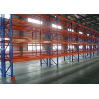 Quality Beam 2700mm Length Double Deep Storage Racking Systems For Warehouses for sale