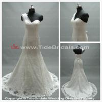 Quality white/Ivory Lace wedding dress bridal gown #AS1341 for sale