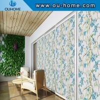 China H2267 Stained static Privacy Opaque decorative film for sale