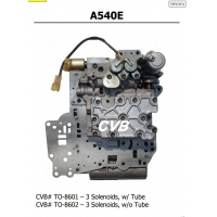 Buy cheap Auto Transmission A540E sdenoid valve body good quality used original parts from wholesalers
