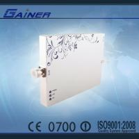 Competitive and Professional 10/15dBm GSM Intelligent Mobile Signal Repeater for sale