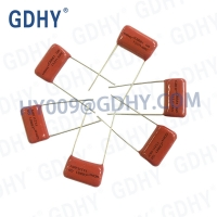 Buy cheap 152nF CBB Polypropylene Film Capacitor Led Light 1600VDC from wholesalers