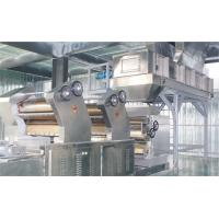 Electric Instant Noodle Processing Line , 3 - 5T Weight Noodles Manufacturing Machine