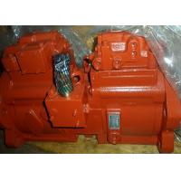Quality Kawasaki K3V112DT Volvo EC210 Main Pump Excavator Hydraulic Pumps 14595621 for sale