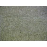 Buy cheap Sliced Natural Chinese Ash Burl Wood Veneer Sheet from wholesalers