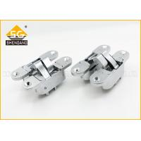 Quality Three Way 180 Degrees Concealed  Hinges of  Interior Door And Wardrobe Door for sale