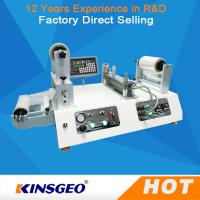 Quality Vacuum Film Lab Coating Machine For LIthium Battery Electrode Coating for sale