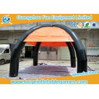 Quality Outside Commercial Dome Inflatable Sunshade Tent With 4 Legs , Customized Design for sale