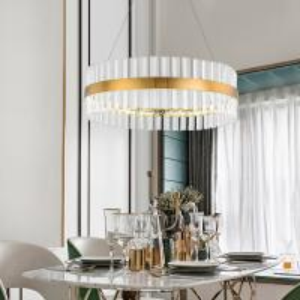 China Black Gold Crystal suspension Lights For Bedroom Kitchen Bar Lighting Fixtures (WH-AP-88) on sale