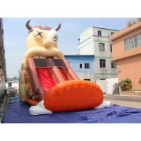 Quality Big-Mouthed Celestial inflatable slide for sale for sale