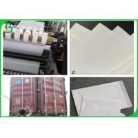 Quality 100% Wood Pulp 80gsm Woodfree Printing Paper For Making Envelope for sale