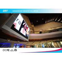 Quality 1/8 Scan P6 SMD3528 RGB 16bit Indoor Advertising Led Display 2000 Cd/M2 for sale