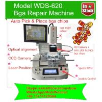 Quality On Promotion!! 110v/220v infrared BGA rework station WDS- 620 used bga welding equipment for sale