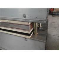 1200mm Rectangle Conveyor Belt Vulcanizer With Automatic Control Box Working On Site