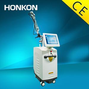 Buy Surgery Co2 Fractional Laser Machine For Skin Rejuvenation / Pigmentation Skin Treatment at wholesale prices